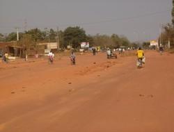 Ouagadougou, Burkina Faso. Un paese dalla tinta ocra.