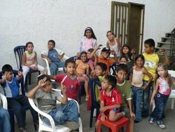 Merida, Venezuela. Gli occhi delle persone del barrio.