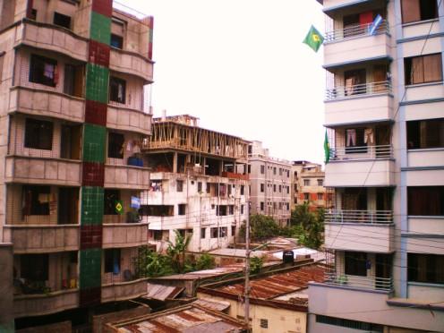 Chalna - Bangladesh foto di Adriano Visone 2010