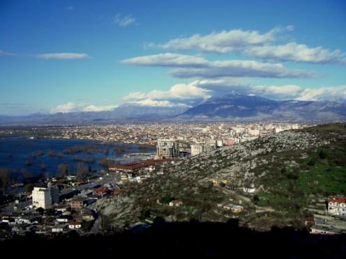 Scutari, Albania. Scutari. Foto del casco bianco Valentina Viero 2010