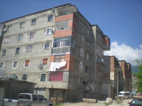 Scutari, Albania, Vita in città, Foto del Casco Bianco Valentina Viero