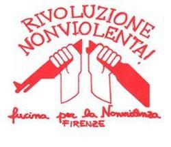 Logo Fucina delle Nonviolenza Firenze