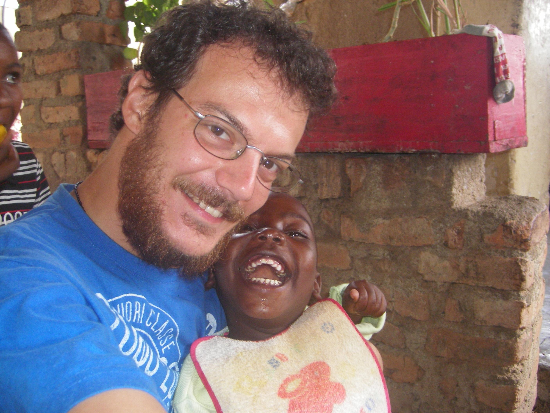 Enrico Monti, Casco Bianco in Tanzania, 2010