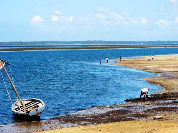 Costa mozambicana