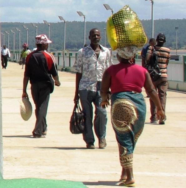 Vita quotidiana in Mozambico, foto Davide Cattaneo, CB Focsiv, Mozambico 2012