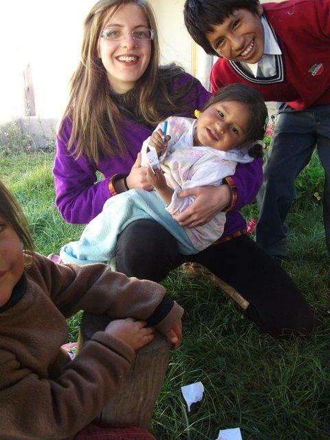 Quotidianità di servizio, Perù, foto di Rossella Nuvoli, CB OSVIC FOCSIV, 2012