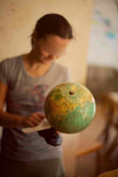 Foto scattate da NOTFORSALE, partner di GTR, presso la sede dell'associazione a Timisoara