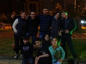 Al Boulevard di Batumi!