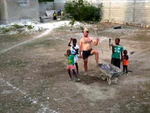 Davide, cb apg23 Haiti