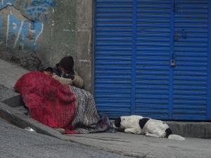 Per le strade di La Paz