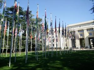 Palazzo Nazioni Unite a Ginevra