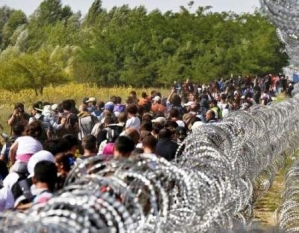 L'europa di muri e false fobie