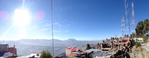 Le antenne di El Alto