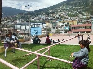 Periferia di Quito