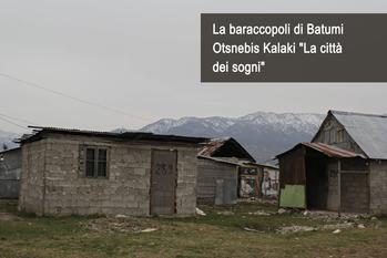 Baraccopoli di Batumi