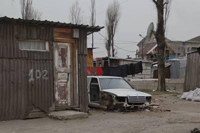 Batumi's slum