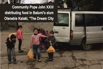 Batumi slum