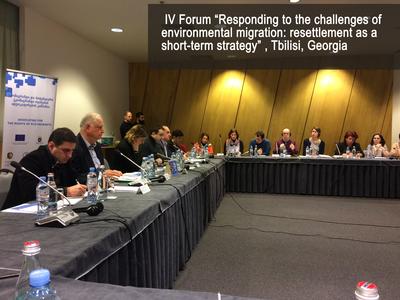 Forum in Tbilisi