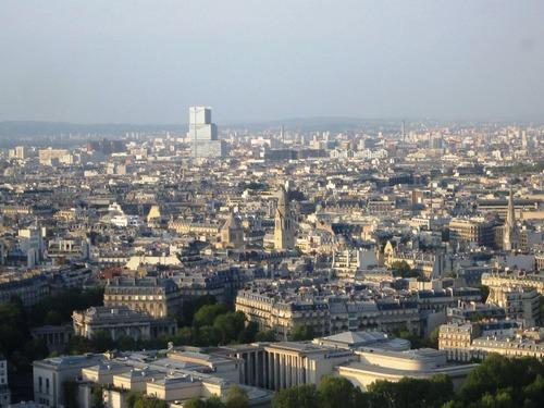 Parigi, foto di Eleonora Sbarbati