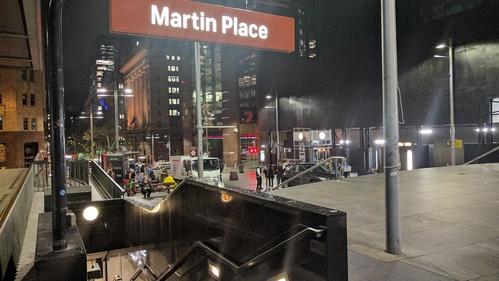 San Martin Place
