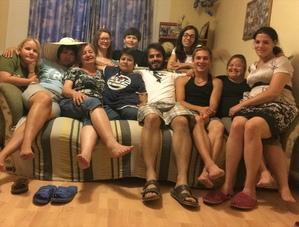 Casa famiglia ad Elista