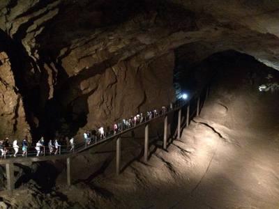 Grotte di Novy Afon
