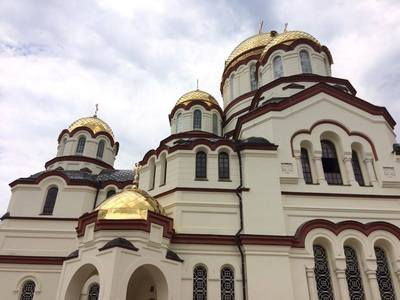Monastero di Novy Afon
