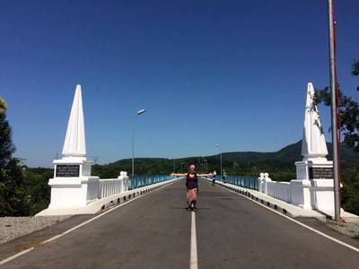 Sul confine dell'Abcasia