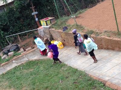 Centro di fisioterapia l'Africa Chiama, Kenya