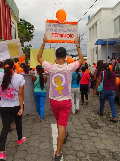 La Marcha Naranja, Ecuador