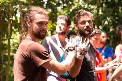 I ragazzi di FOCSIV nel toxic tour
