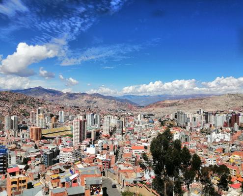 La città che tocca il cielo