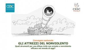 Gli strumenti del Nonviolento, Roma 15 dicembre