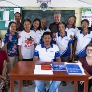 Filippine_Incontro sui cambiamenti climatici