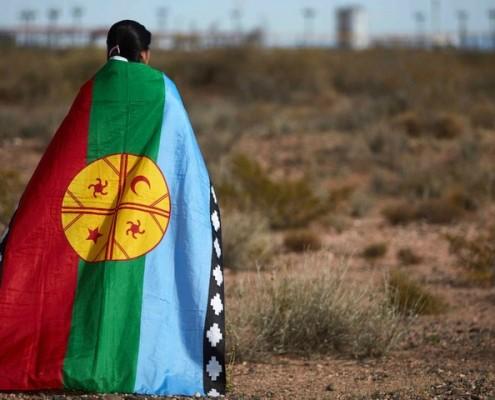 """Mapuche_""""Recuperazione"""" territoriale_Corpi Civili di Pace"""