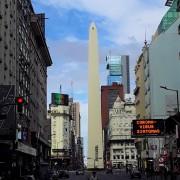 Buoenos Aires ai tempi del COVID-19
