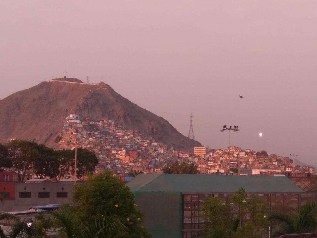 Perù_Lima_panorama