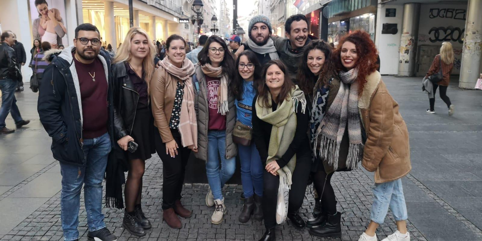 AMESCI_Serbia_gruppo_Corpi-Civili-di-Pace