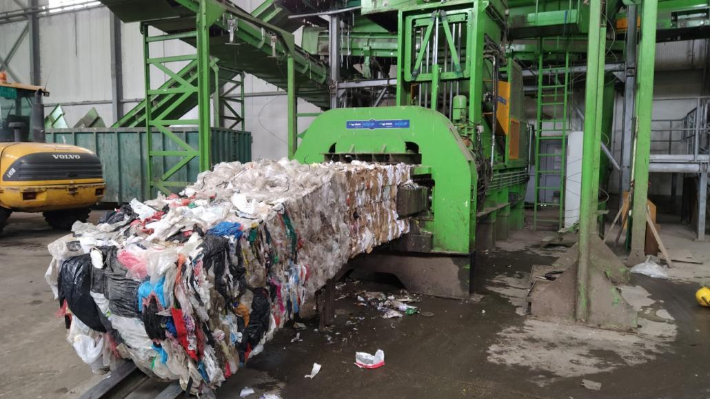 AMESCI_Serbia_smaltimento rifiuti_impianto di riciclaggio