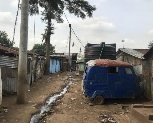 Soweto - Nairobi